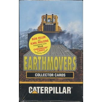 1994 TCM Associates Caterpillar Earthmovers Series 2 Box