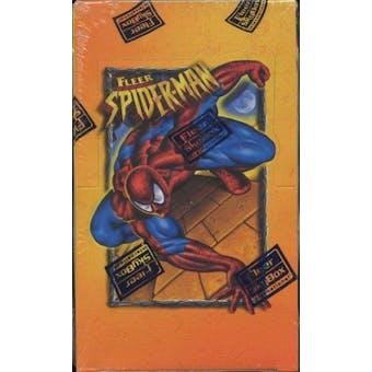 Spider-Man Box (1997 Fleer/Skybox)