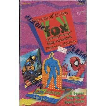 Fox - Kids Network Premier Edition Box (1995 Fleer Ultra)