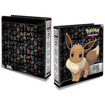 """Ultra Pro Pokemon Eevee 2"""" Album"""