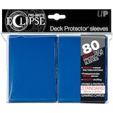 Ultra Pro Pro Matte Eclipse Deck Protector Sleeves - Blue (80 Ct.)