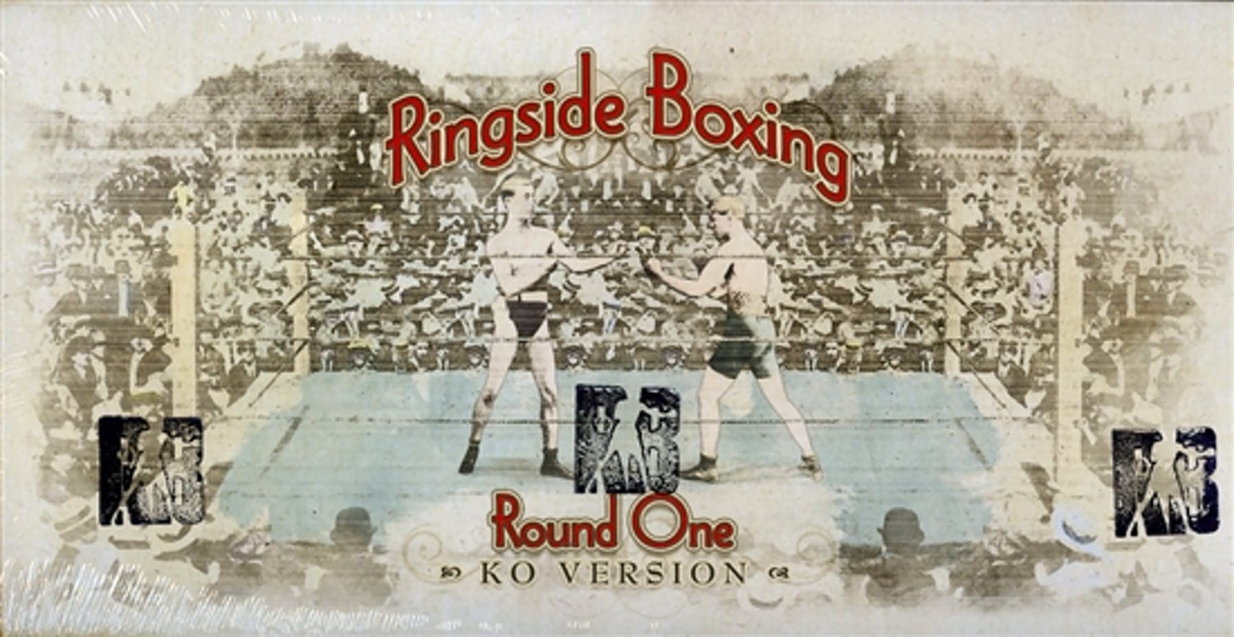 2010 Ringside Round One KO Boxing Hobby Box | DA Card