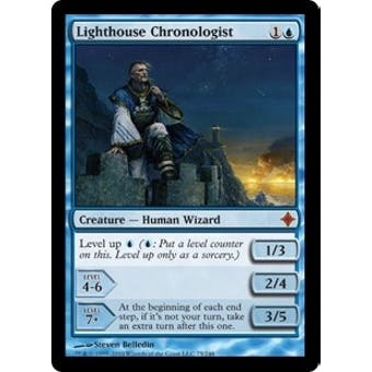Magic the Gathering Rise of the Eldrazi Single Lighthouse Chronologist - NEAR MINT (NM)