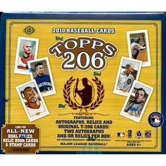 2010 Topps T-206 Baseball Hobby Box