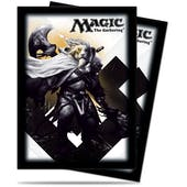 Ultra Pro Magic M15 Ajani Steadfast Standard Sized Deck Protectors (80 ct)