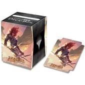 Ultra Pro Magic the Gathering Commander Aurelia the Warleader Deck Box