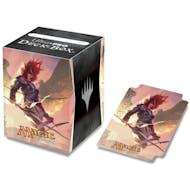 Ultra Pro Magic the Gathering Commander Aurelia the Warleader Deck Box