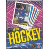 1987/88 O-Pee-Chee Hockey Wax Box (Reed Buy)