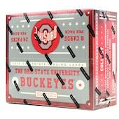 2015 Panini Ohio State Collegiate Multi-Sport 24-Pack Box