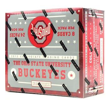 2015 Panini Ohio State Buckeyes Multi-Sport 24-Pack Box