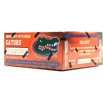 2015 Panini Florida Gators Multi-Sport 24-Pack Box