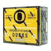 2015 Panini Oregon Collegiate Multi-Sport 24-Pack Box