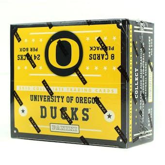 2015 Panini Oregon Ducks Multi-Sport 24-Pack Box