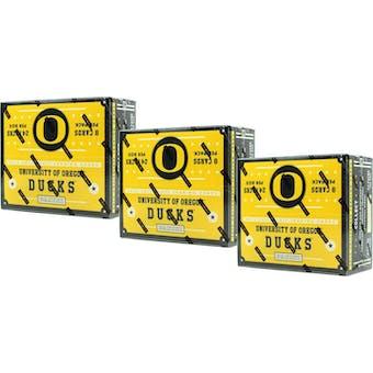 2015 Panini Oregon Collegiate Multi-Sport 24-Pack Box (Lot of 3)