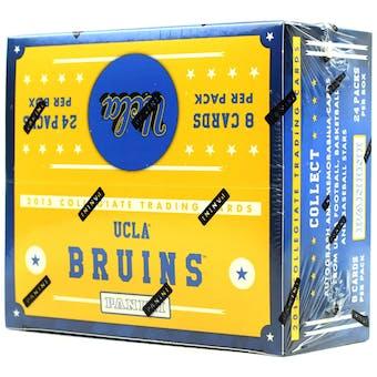 2015 Panini UCLA Bruins Multi-Sport 24-Pack Box