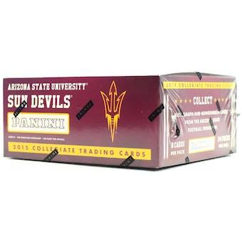 2015 Panini Arizona State Sun Devils Multi-Sport 24-Pack Box