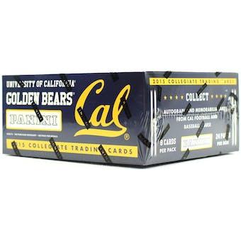 2015 Panini California Golden Bears Multi-Sport 24-Pack Box
