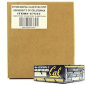 2015 Panini California Golden Bears Multi-Sport 24-Pack 20-Box Case