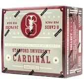 2015 Panini Stanford Collegiate Multi-Sport 24-Pack Box