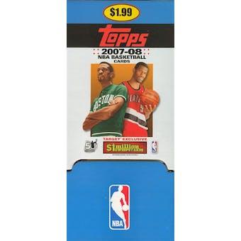2007/08 Topps Basketball 48-Pack Box