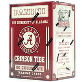 2015 Panini Alabama Crimson Tide Multi-Sport Blaster Box