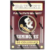 2015 Panini Florida State Collegiate Multi-Sport Blaster Box
