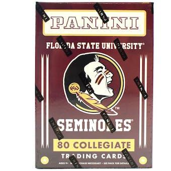 2015 Panini Florida State Seminoles Multi-Sport Blaster Box