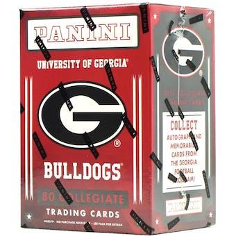 2015 Panini Georgia Bulldogs Multi-Sport Blaster Box