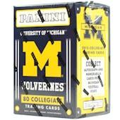 2015 Panini Michigan Collegiate Multi-Sport Blaster Box