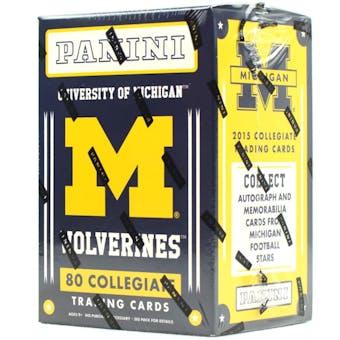 2015 Panini Michigan Wolverines Multi-Sport Blaster Box