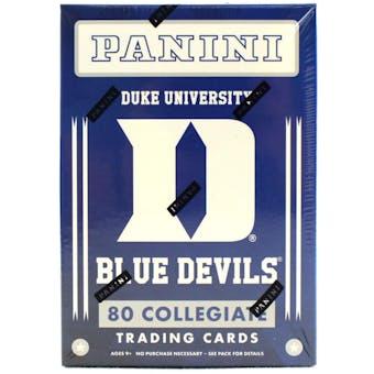 2015 Panini Duke Blue Devils Multi-Sport Blaster Box