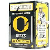 2015 Panini Oregon Collegiate Multi-Sport Blaster Box