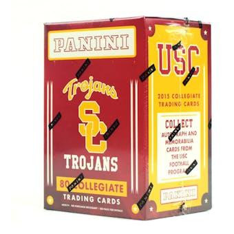 2015 Panini USC Trojans Multi-Sport Blaster Box