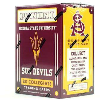 2016 Panini Arizona State Sun Devils Multi-Sport Blaster Box