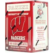 2015 Panini Wisconsin Collegiate Multi-Sport Blaster Box