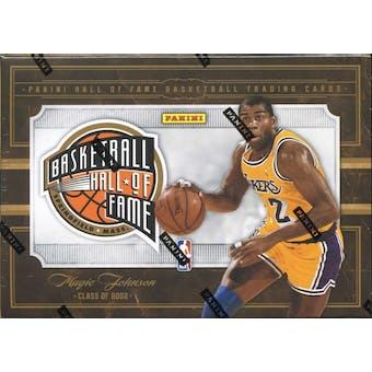 2009/10 Panini Hall of Fame Basketball Hobby Box