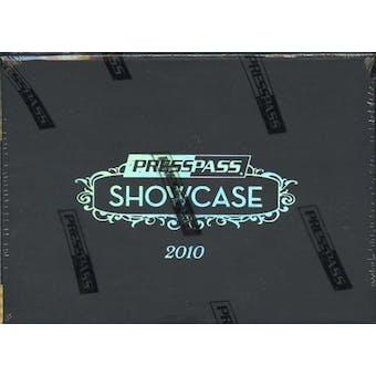 2010 Press Pass Showcase Racing Hobby Box