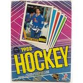 1987/88 O-Pee-Chee Hockey Wax Box (Reed Buy)