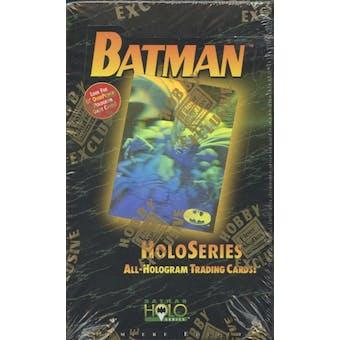Batman Holo Series Hobby Box (1996 Skybox)