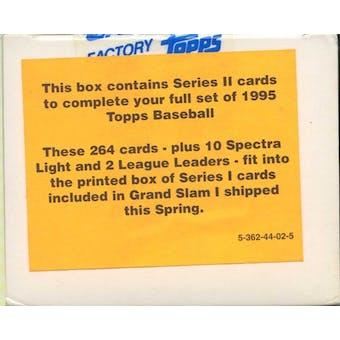 1995 Topps Series 2 Baseball Factory Set