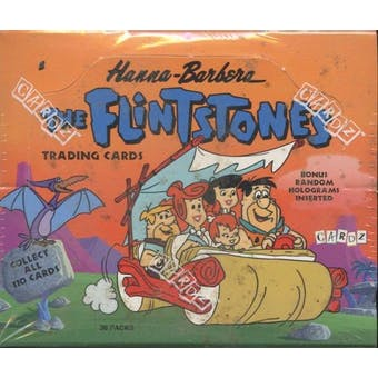 Flintstones Hobby Box (1993 Hanna-Barbera)