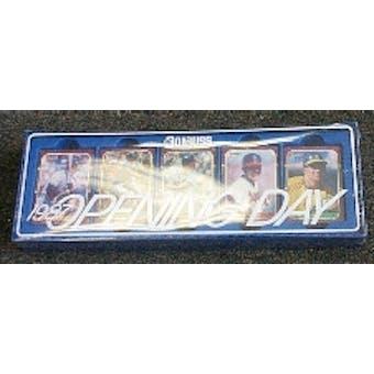 1987 Donruss Opening Day Baseball Factory Set