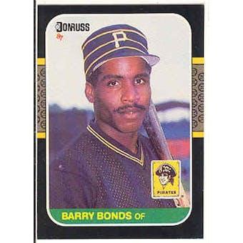 1987 Donruss Baseball Complete Set (NM-MT)