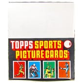 1986 Topps Baseball Rack Box (Reed Buy)