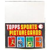 1988 Topps Baseball Rack Box (Reed Buy)