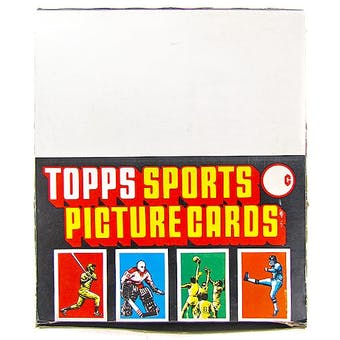 1987 Topps Baseball Rack Box (Reed Buy)