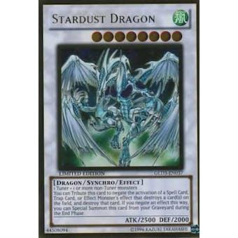 Yu-Gi-Oh Gold Series 3 Single Stardust Dragon (GLD3-EN037)