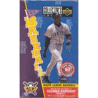 1997 Upper Deck Collector's Choice Series 1 Baseball Hobby Box