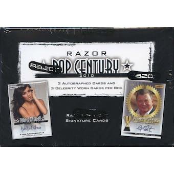 2010 Razor Pop Century Hobby Box
