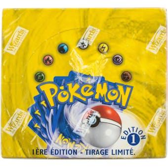 Pokemon Base Set 1 French Booster Box - 1st Edition